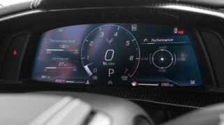 2020 Corvette Stingray Interior