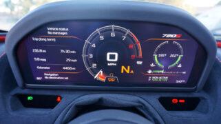2020 McLaren 720S Spider Interior