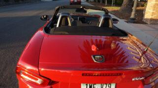 2020 Fiat Spyder 124 Abarth