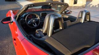 2020 Fiat 124 Abarth Interior