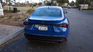 2021 Lexus IS 300 AWD