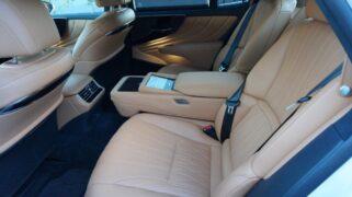 2021 Lexus LS 500 AWD Interior