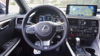 2021 Lexus RX 450h F Sport