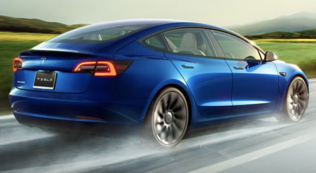 2021 Tesla Model 3 Long Range Dual Motor