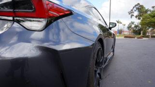 2021 Lexus RC F Fuji Speedway Edition