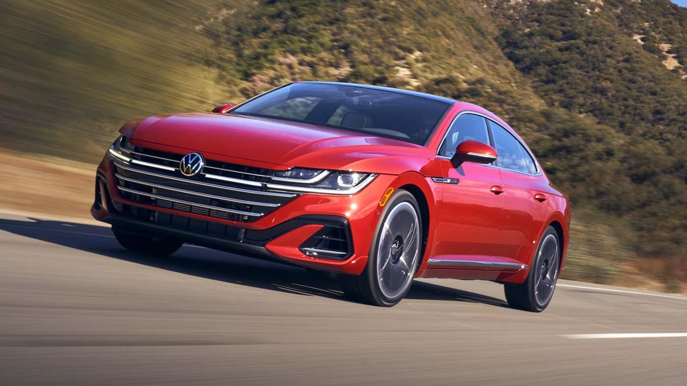 2021 VW Arteon SEL Premium
