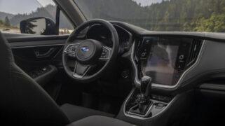 2020 Subaru Outback XT Interior