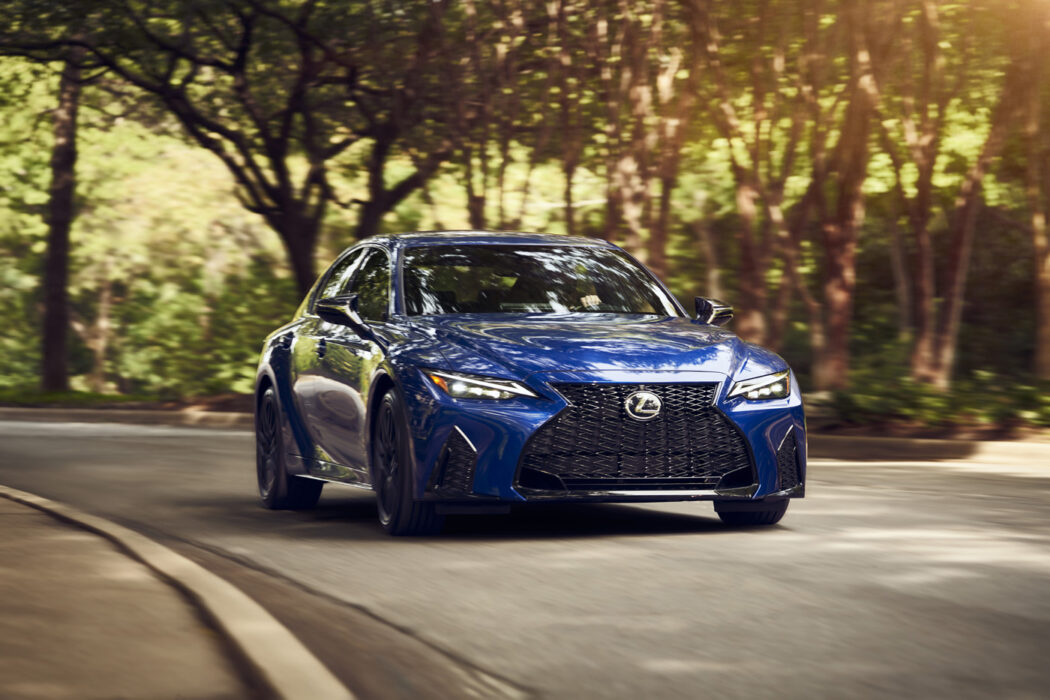 2021 Lexus IS 350 RWD F Sport
