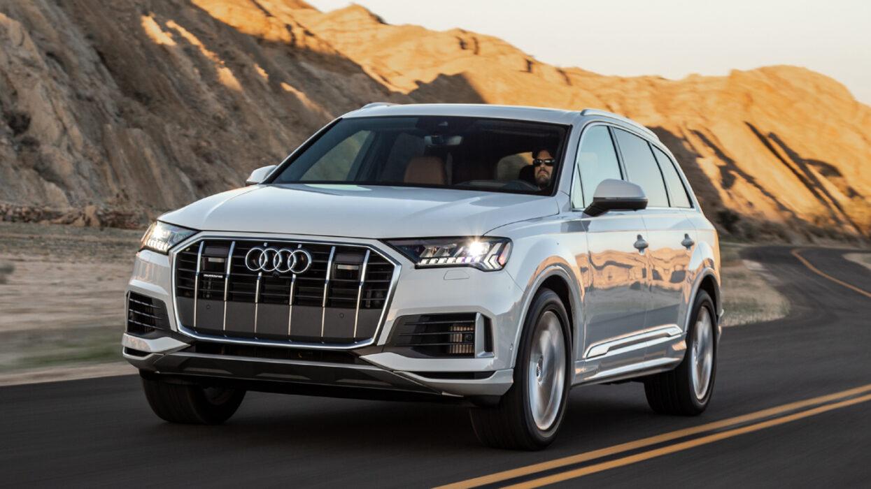 2020 Audi Q7 55 TFSI
