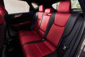 2022 Lexus NX Interior