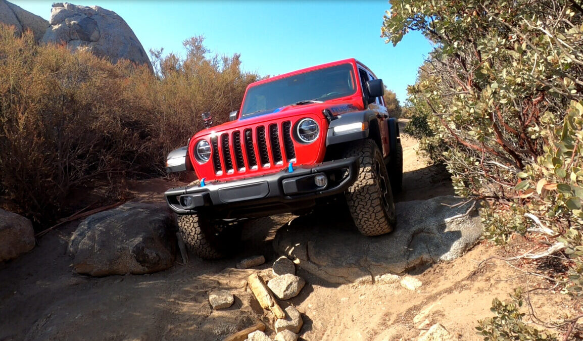 2021 Jeep Wrangler Unlimited Rubicon 4xe Review – A complicated Jeep