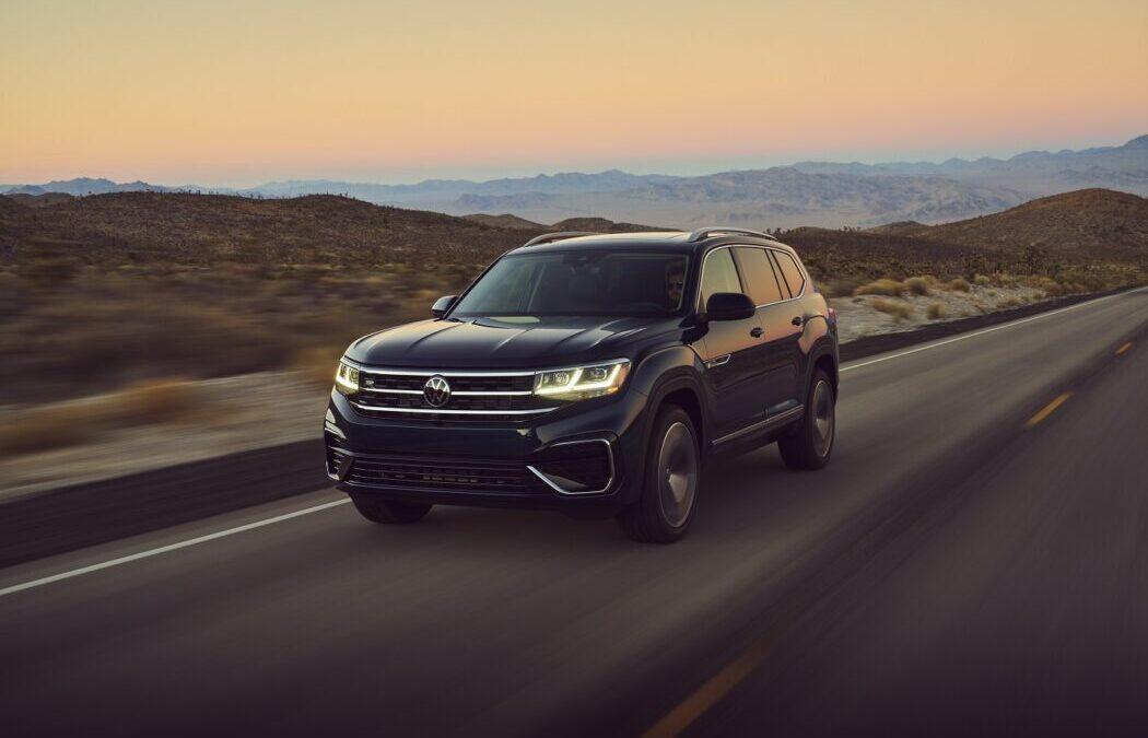 2021 VW Atlas V6 SEL R Line Review Better looking, better tech