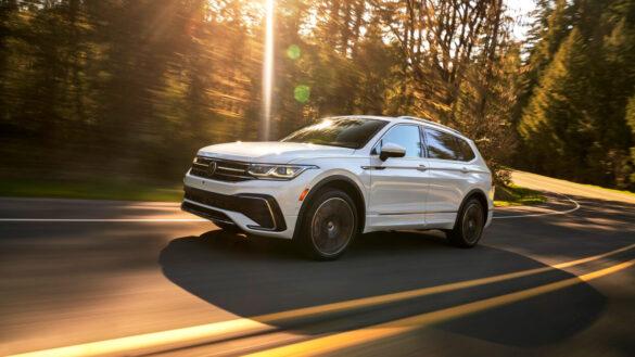 2022 VW Tiguan SEL Premium
