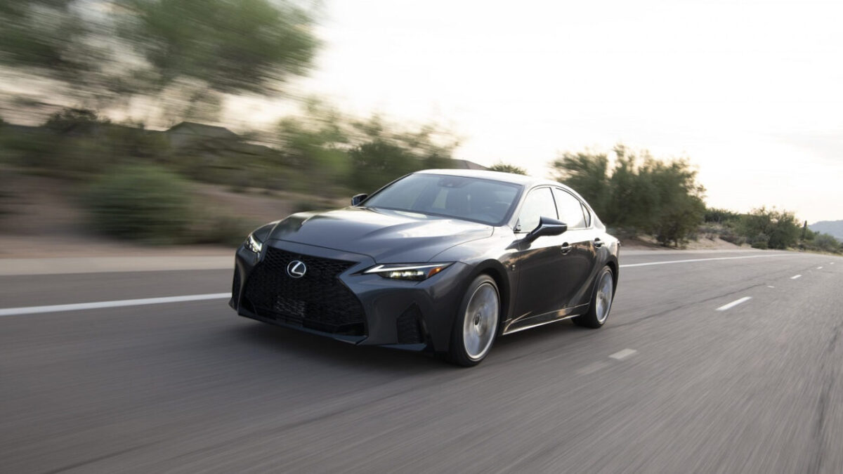 2022 Lexus IS 500 F Sport Performance Review – Oozes soul from every pore